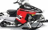 "Новый снегоход Polaris 550 indy voyager 155"" red"