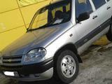 Chevrolet Niva, 2004, с пробегом 8249 тыс. км.