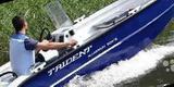 Лодка (катер) Trident Zvezda 400, бу