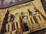 Декоративные папирусы из Египта